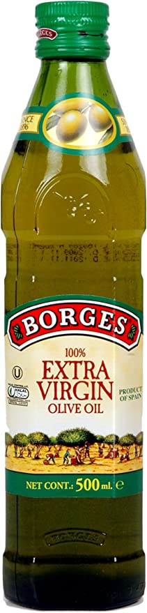 Azeite de Oliva Extravirgem Clássico Borges 500ml por Borges