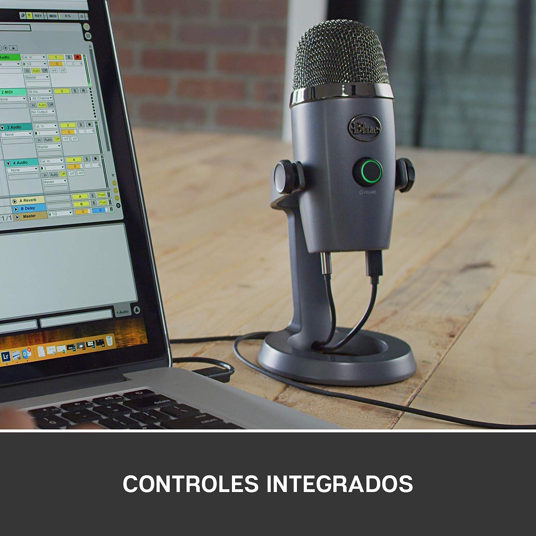 microfono profesional para podcast