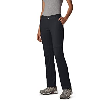 Columbia Womens Saturday Trail II Convertible Pant Water /& Stain Resistant