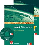 Haack Weltatlas für die Sekundarstufe I / Ausgabe für Brandenburg