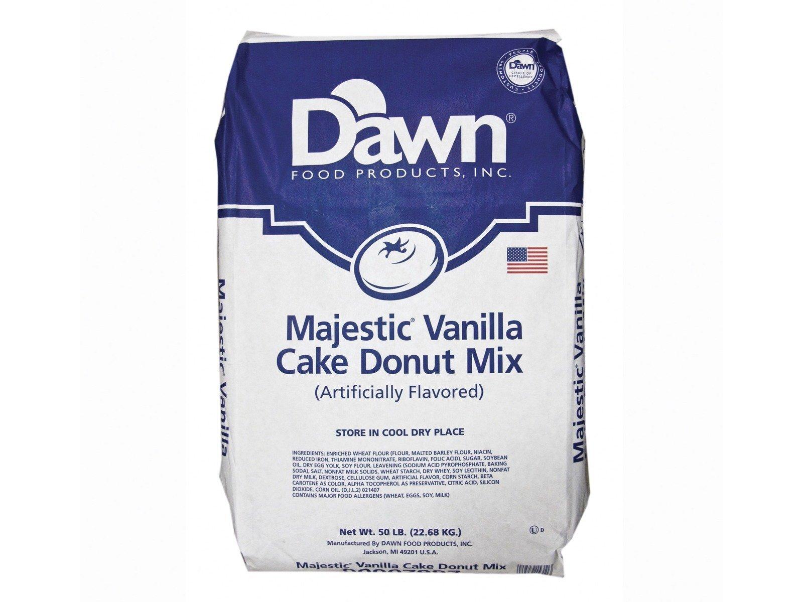 Majestic Vanilla Donut Mix 50 lbs.