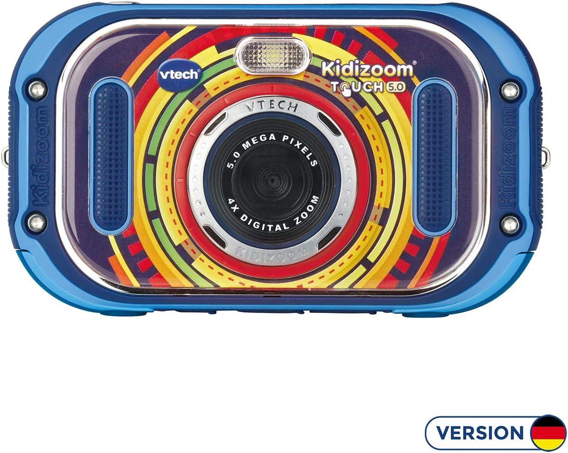 Amazon.es: VTech Kidizoom Touch 5.0 - Cámara Infantil de Fotos ...