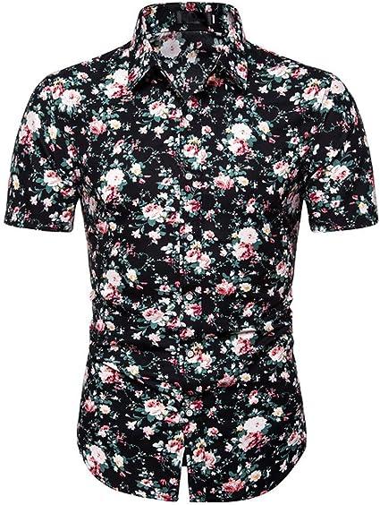 ZODOF Camiseta Hombre Manga Corta Casual, Camisas Hawaiana Algodón Señores Verano Blusas conT-Shirt Tops Moda Regalos para Hombre Regalos para Padres Ropa de Playa Vacaciones Suave: Amazon.es: Instrumentos musicales