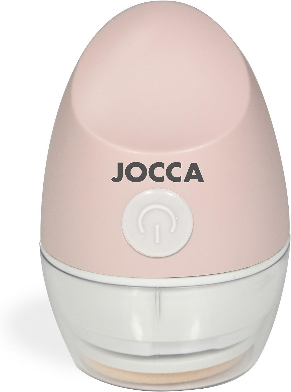 Jocca 6019 Aplicador de maquillaje eléctrico con 2 esponjas de ...
