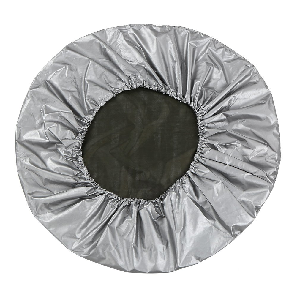 28 inches KKmoon Waterproof Spare Wheel Cover for Diameter