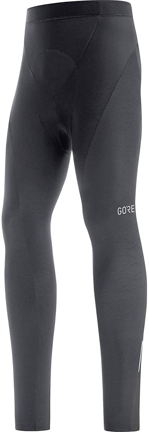 GORE WEAR Men's Thermo Cycling Tights with Seat Pad, C3