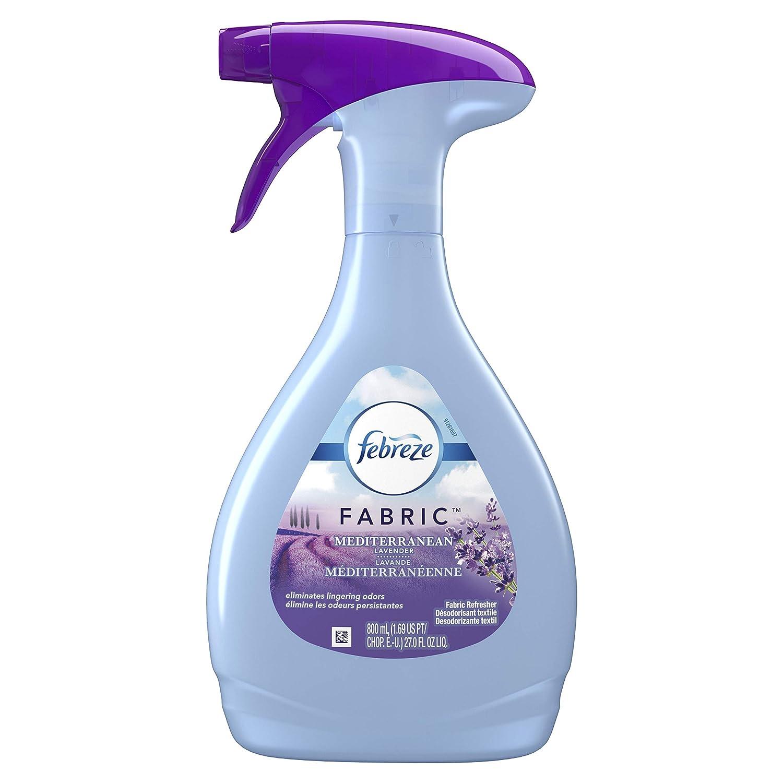 Sensational Febreze Fabric Refresher Mediterranean Lavender Air Freshener 1 Count 800 Ml 27 Fl Oz Pabps2019 Chair Design Images Pabps2019Com