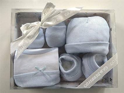 Gamberritos - Conjunto primera puesta 10098 Color Azul  Amazon.es  Hogar 3856702092e