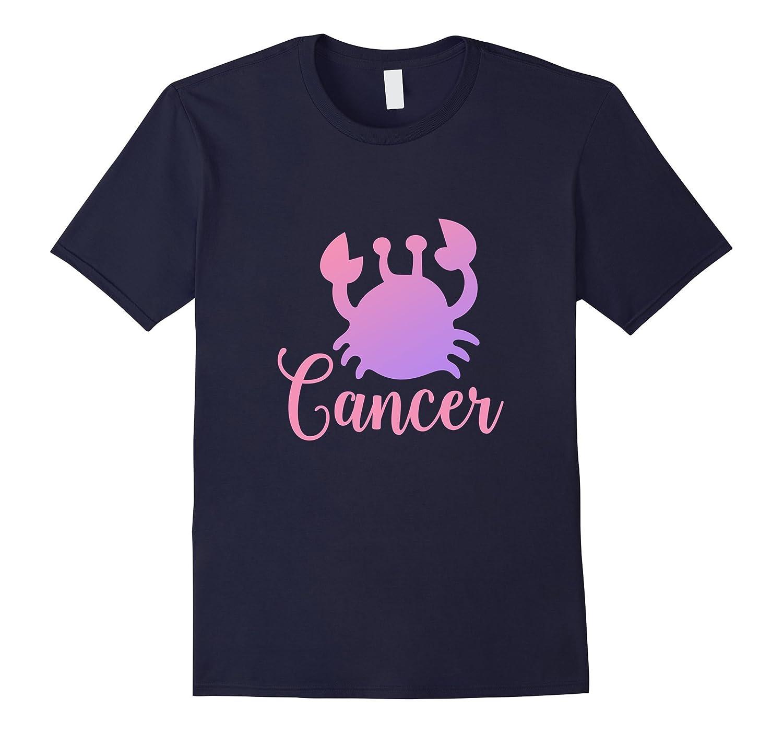 Cancer Zodiac tshirt July Birthday Astrology tee shirts