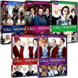 CALL THE MIDWIFE: The Complete Series Seasons 1-5 DVDs Set New & Sealed