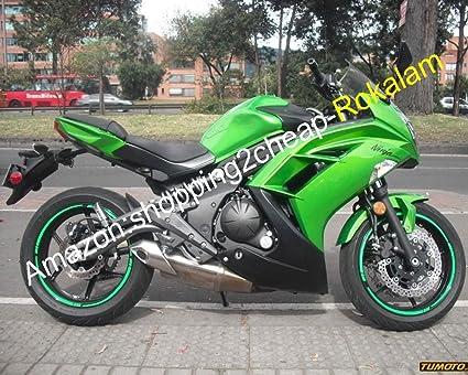 Kawasaki Ninja 650R ER-6F ER6F ER 6F 650R 12 13 14 15 Verde ...