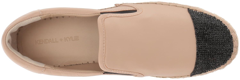 fc4c43eb5 Amazon.com: KENDALL + KYLIE Women's JOSS Sneaker, lite Latte, 6.5 Medium  US: Shoes