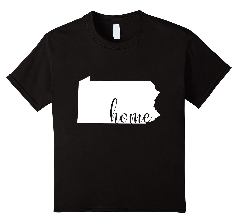 Pennsylvania State Shirt Large Cranberry-Xalozy
