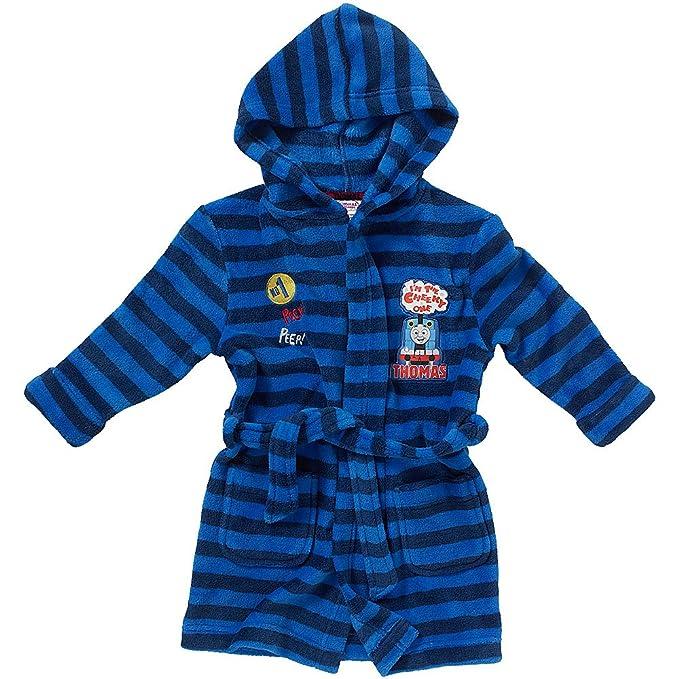 Thomas & Friends - Bata - para niño Azul azul marino