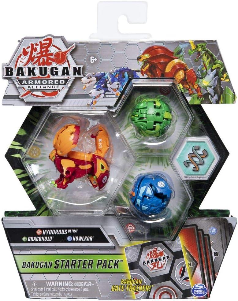 Bakugan Armored Alliance Starter Pack S2 – Pyrus Hydorous ...
