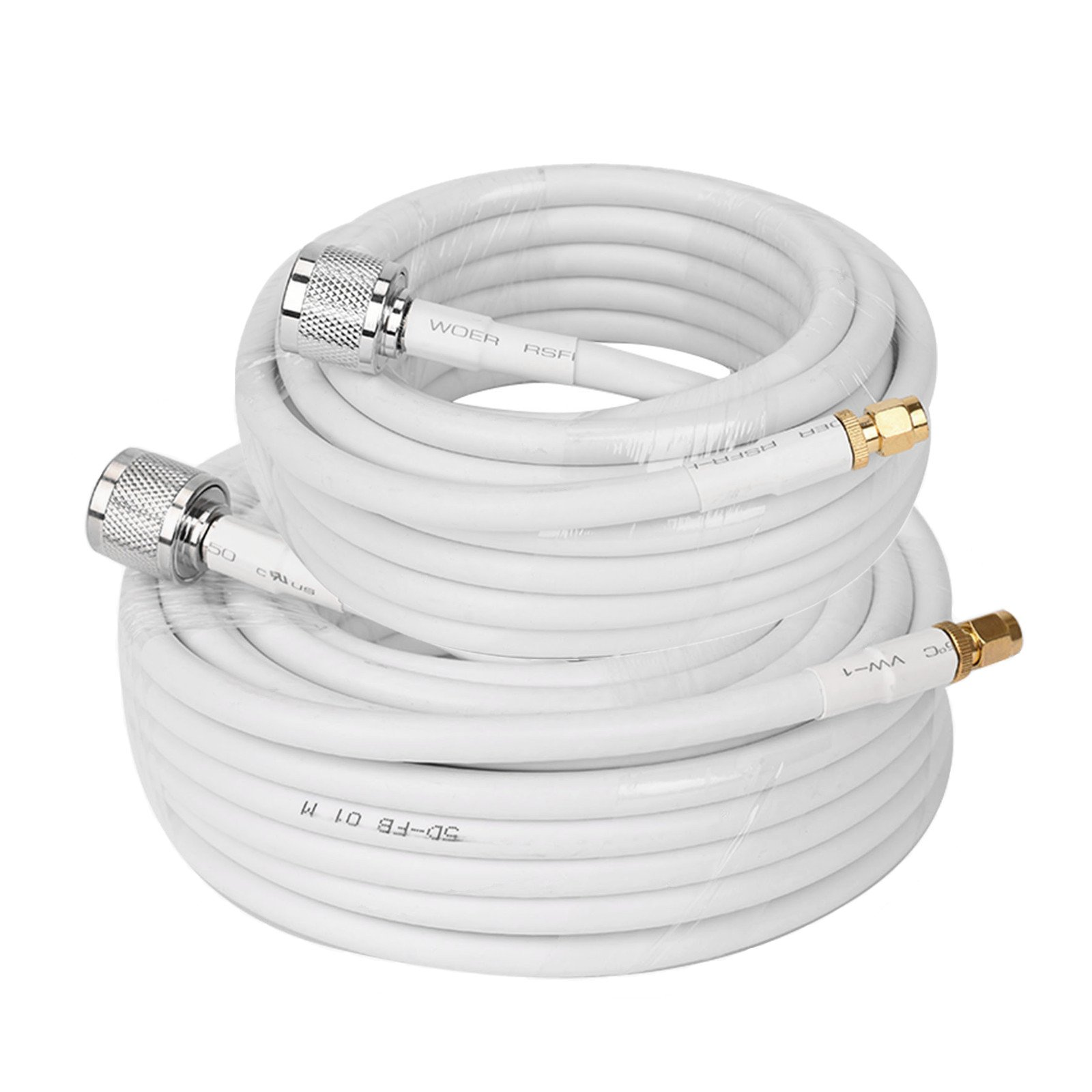 Verizon 4G Signal Booster LTE Cell Phone Repeater Band 13 Verizon 700MHz FDD with Panel Antenna Kit (White Cable) by Mingcoll (Image #10)