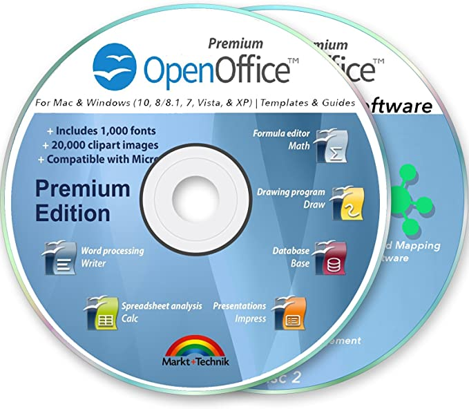 Office Suite 2019 Professional For Ms Windows Pc Mac Home Student Business Software Compatible With Microsoft Word Excel Disk 2 Dvd Set By