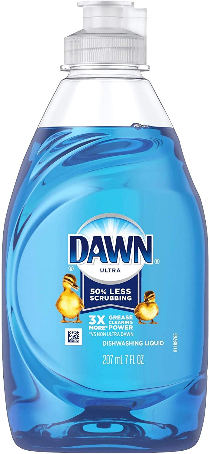 Dawn Soap For Hair