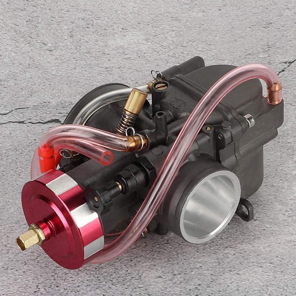 Carburador de Motocicleta de Cabeza Redonda de Alta Calidad de 32 mm Apto para ATV Carburador de Motocicleta