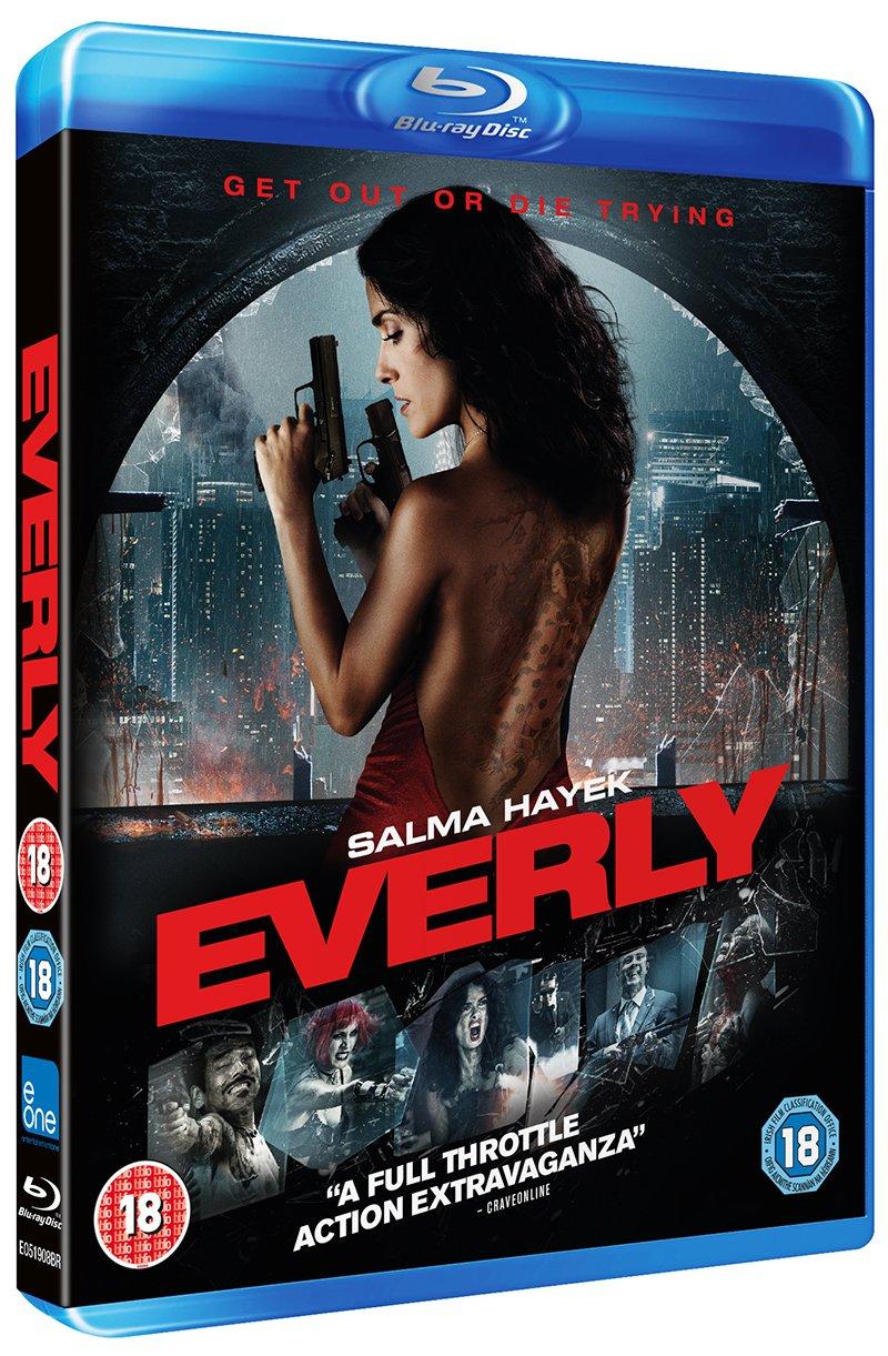 Everly [Blu-ray] [2015] [Reino Unido]: Amazon.es: Salma ...
