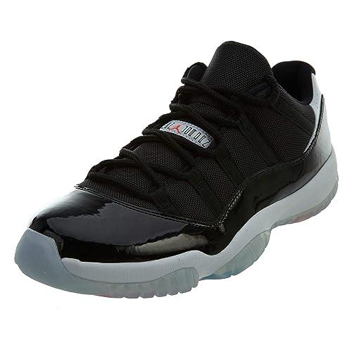 hot new products casual shoes a few days away Nike Herren Air Jordan 11 Retro Low Basketballschuhe, grau, 44 EU