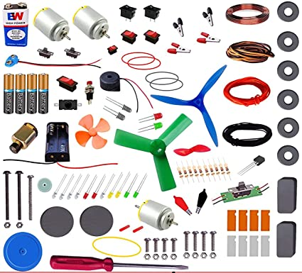 buy nasa tech super kit 100 items in a kit science fun innovation