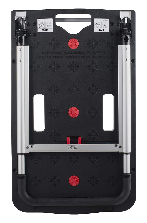 PAVO Platform Trolley Plastic Platform Load Capacity 150/kg/ /Pack of 1
