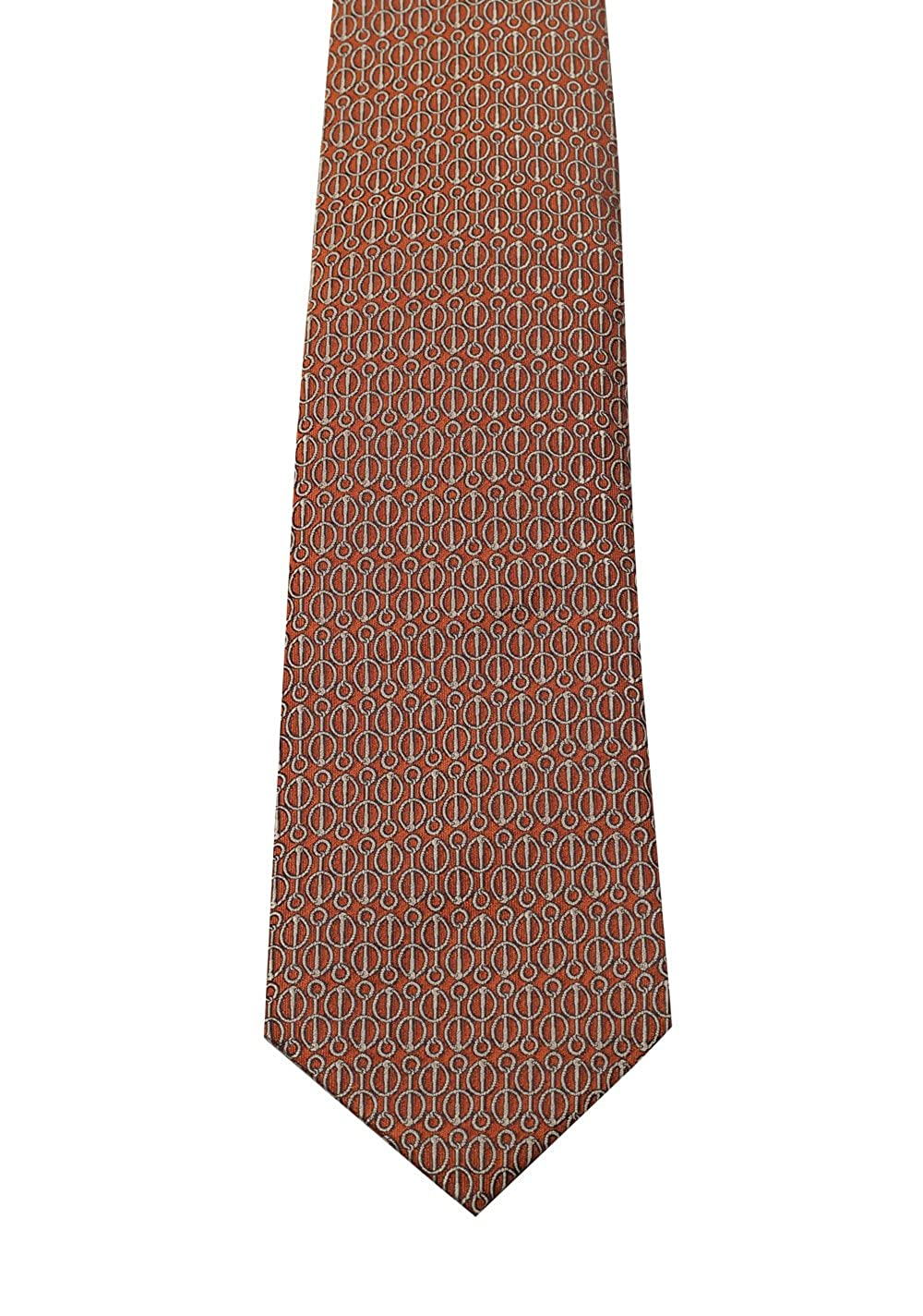 Gucci CL Brown Patterned Tie: Amazon.es: Ropa y accesorios