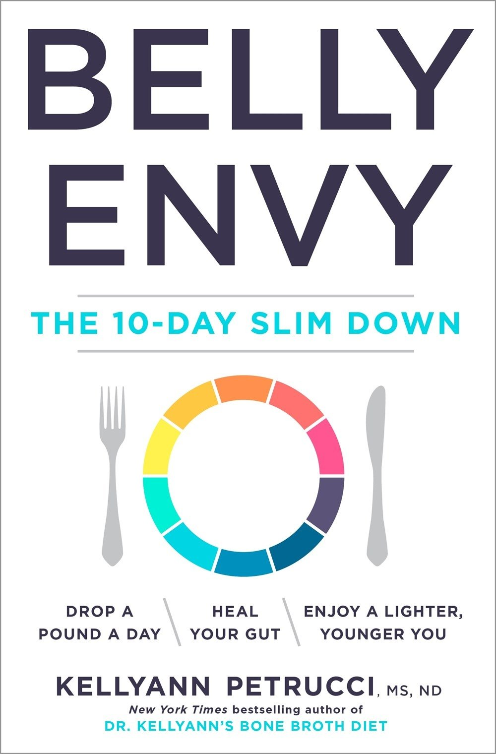 The 10-Day Belly Slimdown: Lose Your Belly, Heal Your Gut, Enjoy a Lighter, Younger You by Harmony (Image #2)