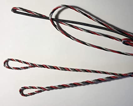 """60/"""" ACTUAL INCH LENGTH FAST FLIGHT FLEMISH Recurve Bow String BOWSTRING Archery"""