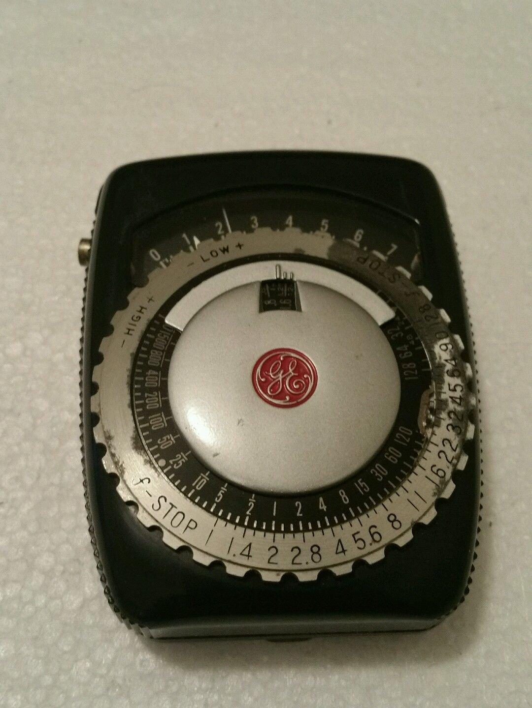 Original General Electric Type PR-1 Exposure Meter