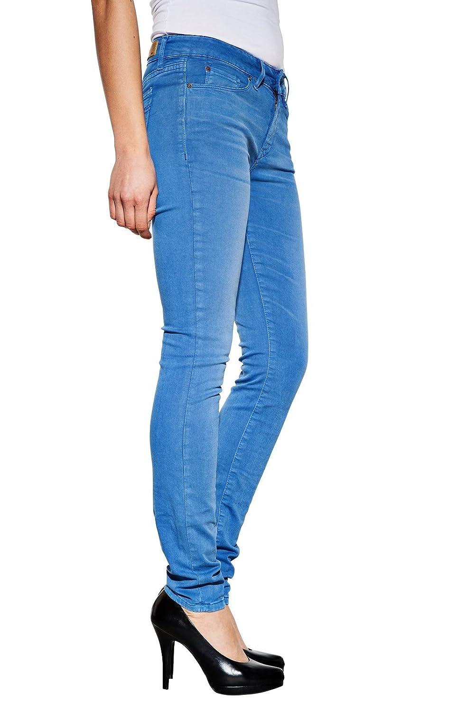 ESPRIT Damen Jeans O8082 SkinnySlim Fit (Röhre) Normaler Bund