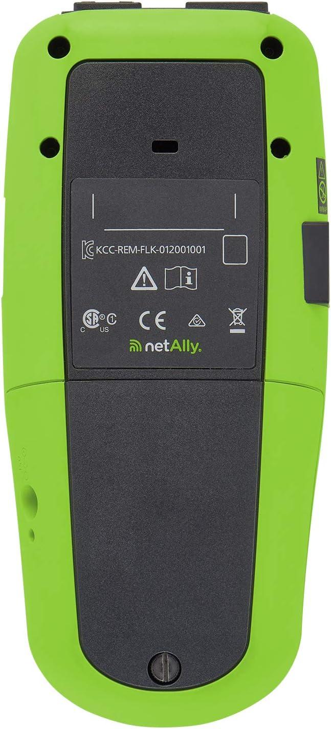 9V, 500g, 198x48x89mm, 0-45/°C, 0-90/%, -20-60/°C Fluke LinkRunner Netzkabel-Tester