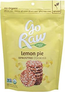 product image for Go Raw, Cookie Lemon Pie Sprouted Organic, 3 Ounce