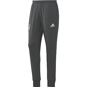 adidas FCB SWT Pant Pantalón, Hombre, Gris, L: Amazon.es: Deportes y aire libre