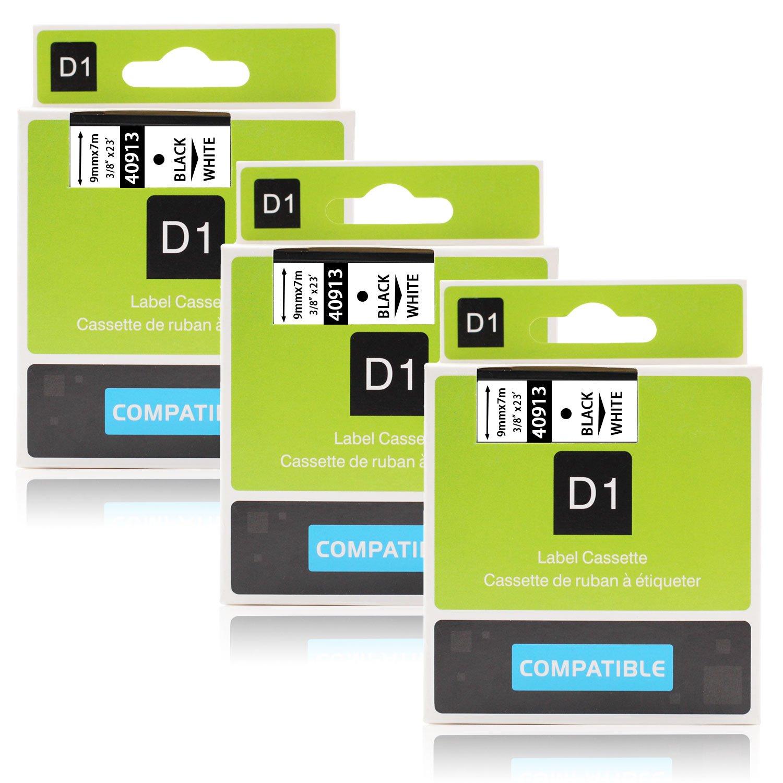 1 D1 6 mm 9 mm DYMO MobileLabeler Beschriftungsgerät Geeignet für Schriftband