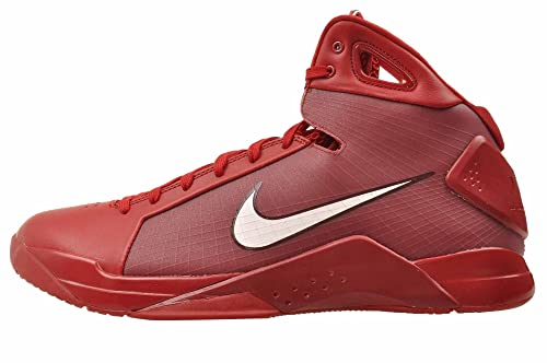 0db6fdce0c0f Nike Hyperdunk 08 Mens Basketball Shoes Gym Red White 820321 601 (7.5)  Buy  Online at Low Prices in India - Amazon.in