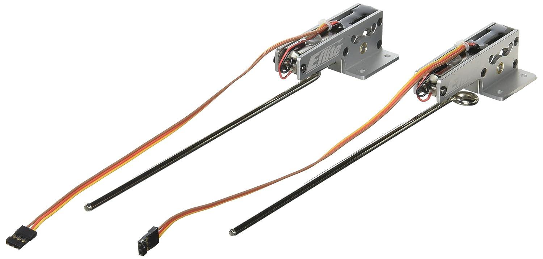 E-flite 25-46 90° elektr. Hauptfahrwerkseinheit
