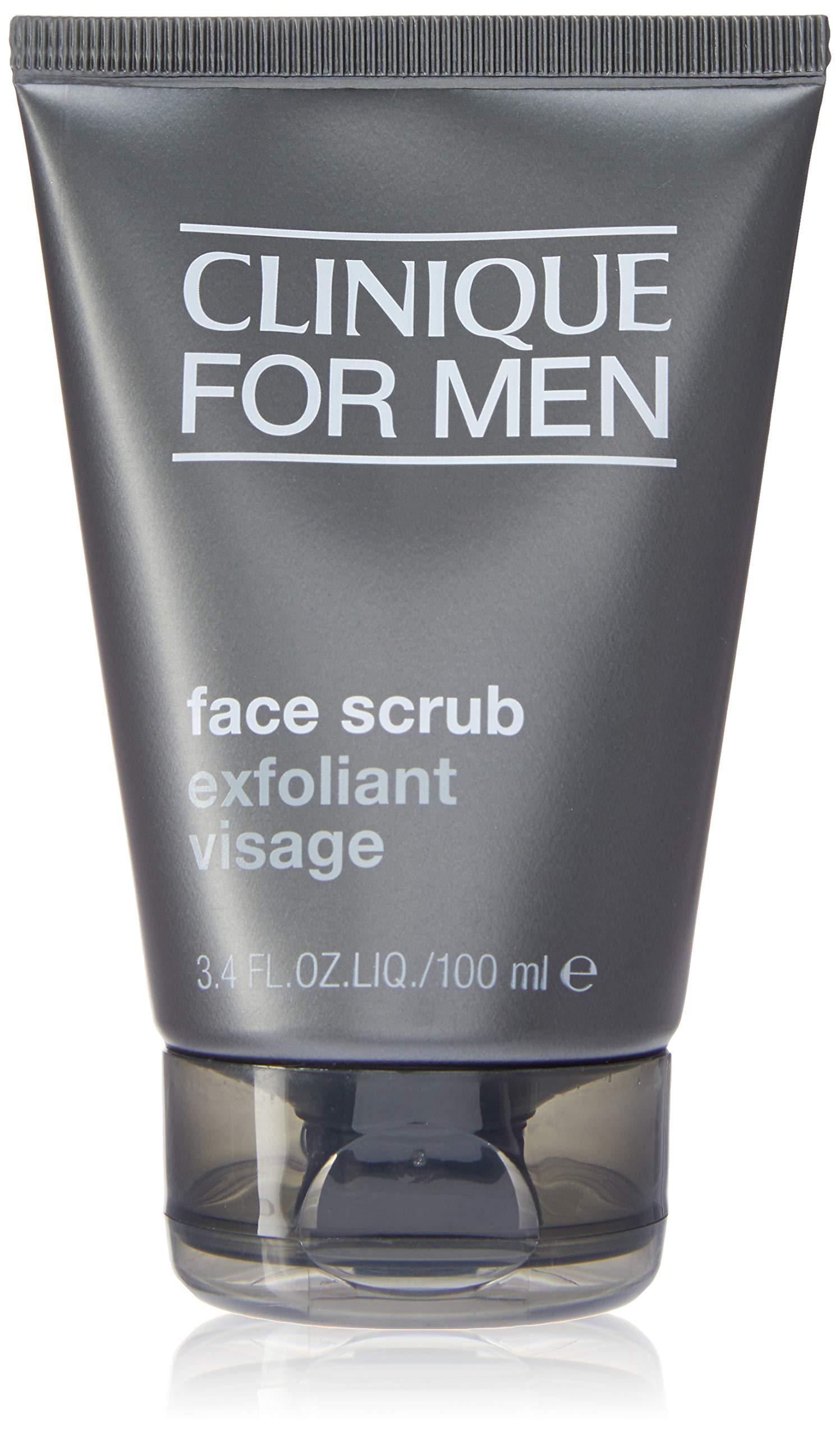 Clinique For Men Face Scrub 3.4 oz by Clinique