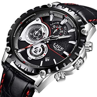 New Roll Ball Analog Display Men Watches Exquisite Inspired Led Watch Stainless Steel Sports Wristwatches Ll Attractive Designs; Men's Watches
