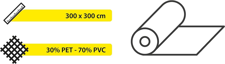 Blu//Grigio BRUNNER 0201107N.C59 Stuoia Kinetic 600 250x350 cm