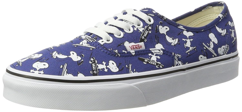 Vans Authentic B01N5EPEV4 8.5 D(M) US|(Peanuts) Snoopy/Skating