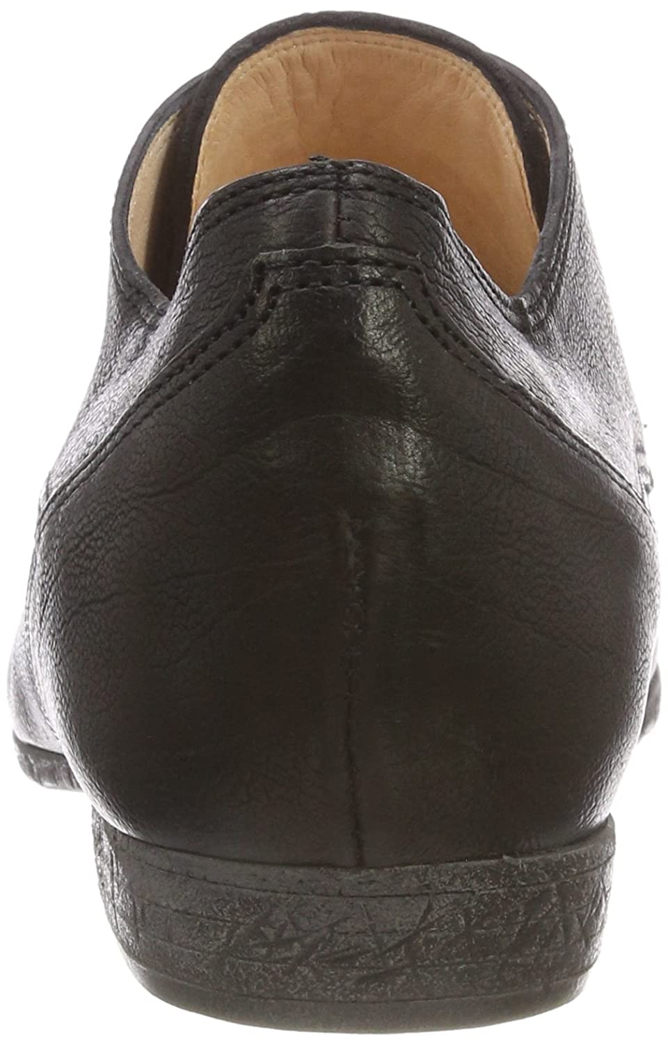 Think!! Damen Ebbs_383132 Ebbs_383132 Damen Oxfords Schwarz (09 Sz/Kombi) 6d807d