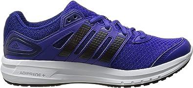 adidas Duramo 6 W - Zapatillas de Running para niña, Color Morado/Negro/Blanco, Talla 37 1/3: Amazon.es: Zapatos y complementos