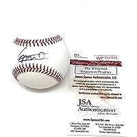 Vladimir Guerrero Jr Toronto Blue Jays Signed Autograph Official MLB Baseball JSA Witnessed Certified photo