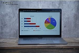 KAPSOLO 9H Anti-Glare Screen Protector for Lenovo ThinkPad Yoga X380