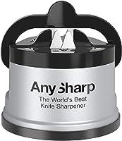 AnySharp Afilador de Cuchillos con Ventosa
