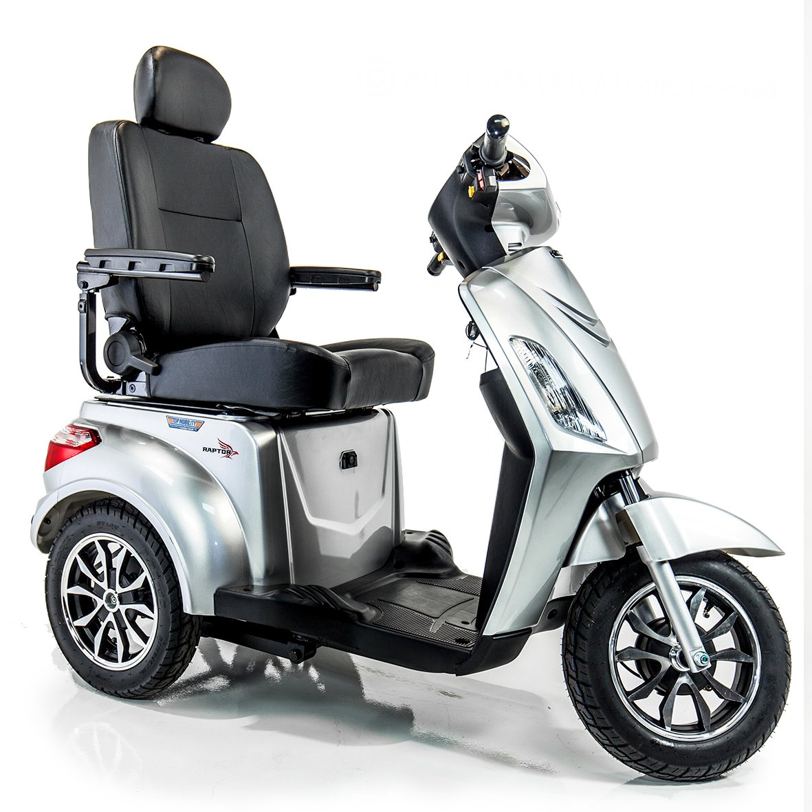 Amazon.com: Pride Mobility R3-1700 Raptor - Patinete ...