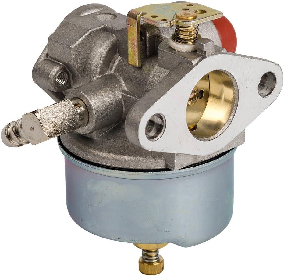 ouyfilters Vergaser Carb Kit f/ür Tecumseh 632795/632795/A TVS75/tvs90/TVS100/mit Air Filter f/ür 35066/63087/A 30 301/Motor