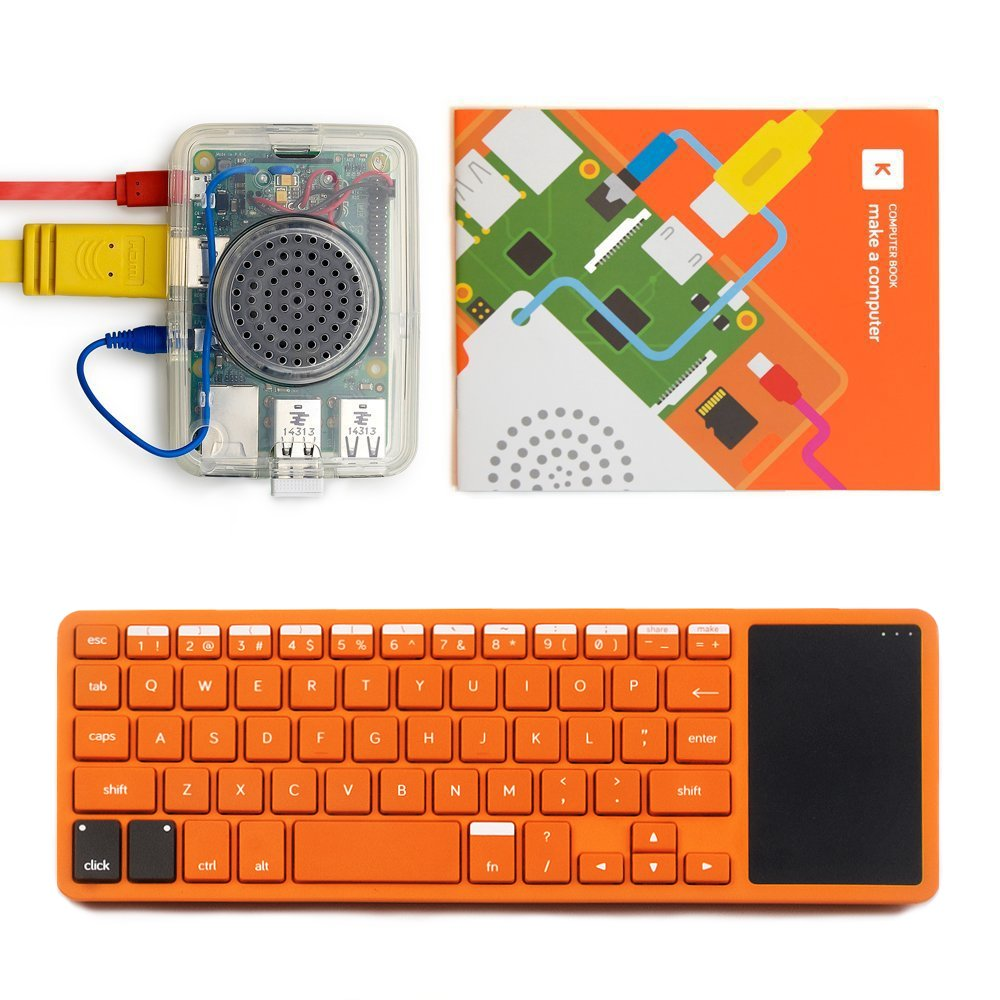 Kano Computer Kit 2016 Edition Toys Games New How To Build A Building Your Own Pc The Easy Step By
